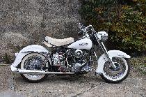 Motorrad kaufen Oldtimer HARLEY-DAVIDSON EARLY SHOVEL FLH (touring)