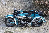 Motorrad kaufen Oldtimer HARLEY-DAVIDSON KNUCKLEHEAD  OHV