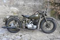 Motorrad kaufen Oldtimer INDIAN 841 Army Shaft Drive (touring)