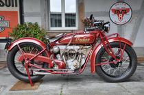 Motorrad kaufen Oldtimer INDIAN SCOUT (touring)