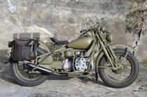 Motorrad kaufen Oldtimer HARLEY-DAVIDSON XA BOXER SHAFT DRIVE (touring)