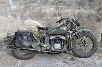 Motorrad kaufen Oldtimer INDIAN 741 ARMY SCOUT