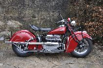Motorrad kaufen Oldtimer INDIAN FOUR (touring)