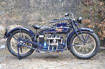 Motorrad kaufen Oldtimer HENDERSON Four DeLuxe