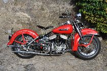 Motorrad kaufen Oldtimer HARLEY-DAVIDSON WL (touring)
