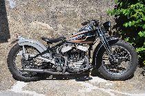 Motorrad kaufen Oldtimer HARLEY-DAVIDSON FLATHEAD (touring)