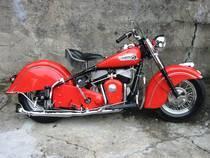 Motorrad kaufen Oldtimer INDIAN BIG CHIEF 80 (touring)