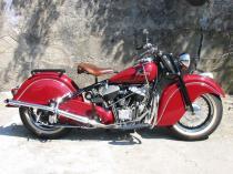 Motorrad kaufen Oldtimer INDIAN CHIEF 74 (touring)