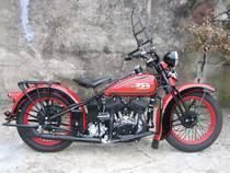 Motorrad kaufen Oldtimer HARLEY-DAVIDSON VLH 80 1340 (touring)