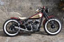 Motorrad kaufen Oldtimer INDIAN CHIEF BOBBER (custom)