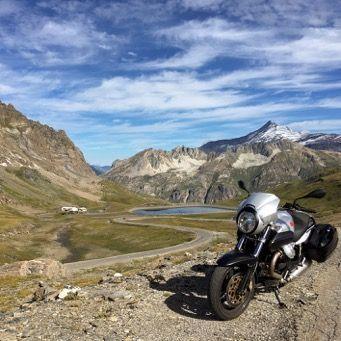 Motorrad kaufen MOTO GUZZI 1200 Sport 8V Occasion