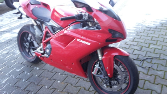 Motorrad kaufen DUCATI 1098 Occasion
