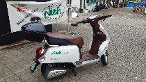 Motorrad kaufen Occasion TELL 125 Zahara (roller)