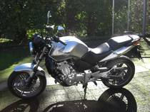 Motorrad kaufen Occasion HONDA CBF 500 Standard (naked)