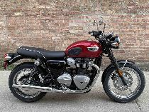 Motorrad kaufen Neufahrzeug TRIUMPH Bonneville T100 900 (retro)