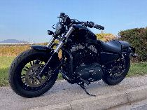Buy motorbike Pre-owned HARLEY-DAVIDSON XL 1200 X Sportster Forty Eight (custom)