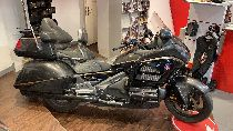 Motorrad kaufen Occasion HONDA GL 1800 Gold Wing A ABS Airbag (touring)