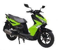 Motorrad kaufen Occasion KYMCO Super 8 50 (roller)