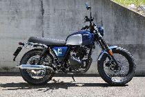 Motorrad kaufen Occasion BRIXTON BX 125 X (retro)