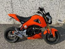 Motorrad kaufen Occasion HONDA MSX 125 (naked)