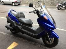 Motorrad kaufen Occasion YAMAHA YP 250 Majesty (roller)