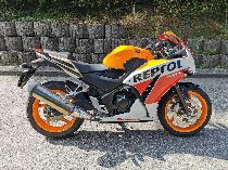 Motorrad kaufen Occasion HONDA CBR 300 RA ABS (sport)