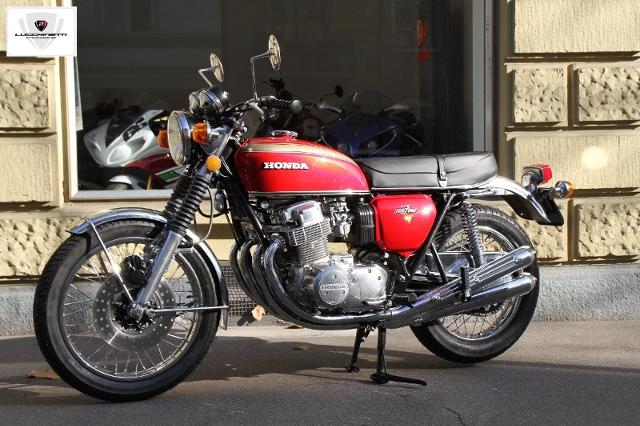 Motorrad kaufen HONDA CB750 Four Oldtimer