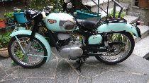 Motorrad kaufen Oldtimer BIANCHI CERVINO 175 (touring)
