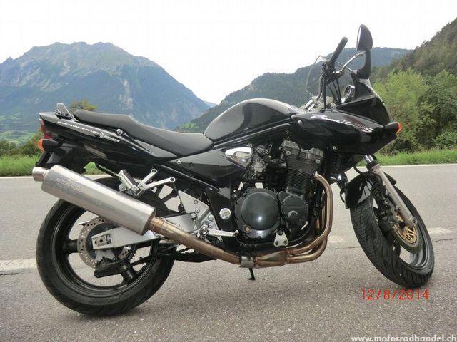 Acheter une moto SUZUKI GSF 1200 S Bandit Occasions