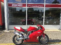 Aquista moto Occasioni DUCATI 1000 Supersport DS FF (sport)