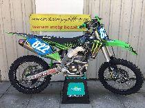 Motorrad kaufen Occasion KAWASAKI KX 250 F (motocross)