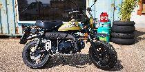 Motorrad kaufen Occasion SKYTEAM Monkey 125 (minibike)