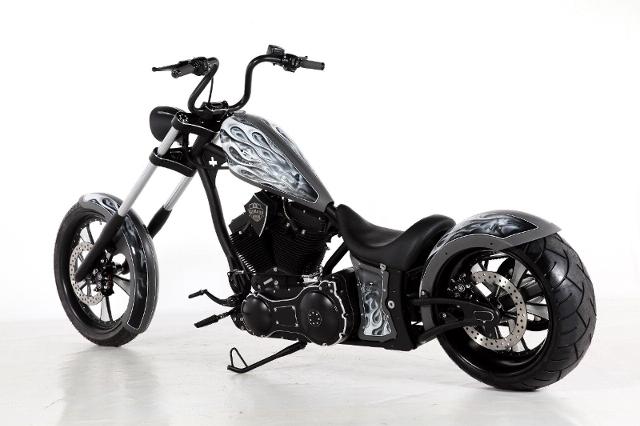 Motorrad kaufen MCS M1 Nomad Occasion