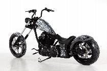 Motorrad kaufen Occasion MCS M1 (custom)