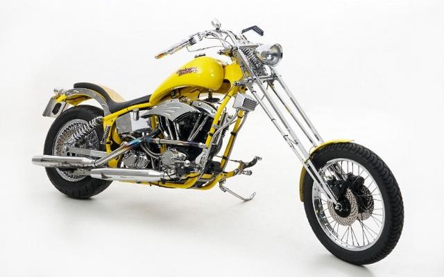 Motorrad kaufen HARLEY-DAVIDSON Alle Senn Chopper Occasion