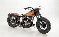 Acheter une moto Occasions HARLEY-DAVIDSON andere/autre (custom)