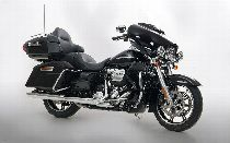Motorrad kaufen Occasion HARLEY-DAVIDSON FLHTK 1868 Electra Glide Ultra Limited 114 (touring)