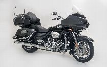 Motorrad kaufen Occasion HARLEY-DAVIDSON FLHTCUSE7 CVO 1801 Ultra Classic Electra-Glide ABS (touring)