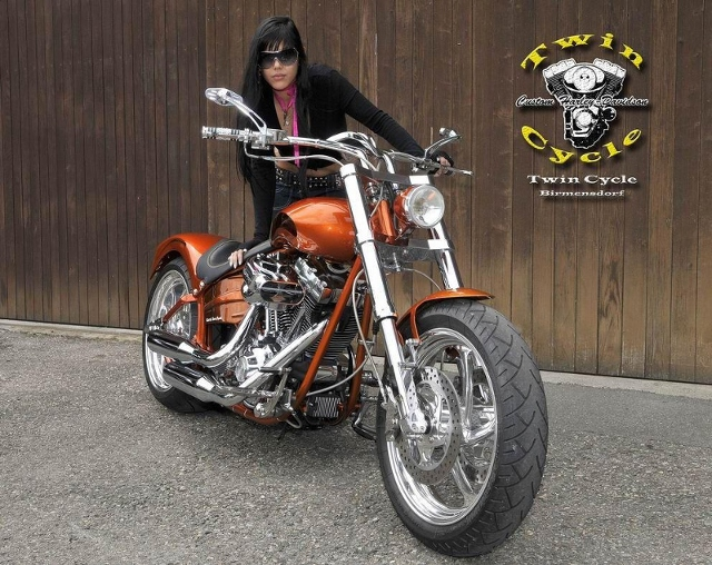 Motorrad kaufen TWIN CYCLE Softass 1449 Custombike Occasion
