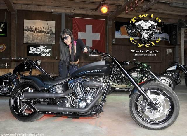 Motorrad kaufen HARLEY-DAVIDSON Spezial Twin Cycle Occasion