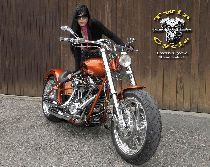 Töff kaufen TWIN CYCLE Softass 1449 Custombike Custom