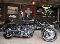 Töff kaufen HARLEY-DAVIDSON Spezial Twin Cycle Custom
