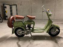 Motorrad kaufen Oldtimer INOCCENTI Lambretta (roller)