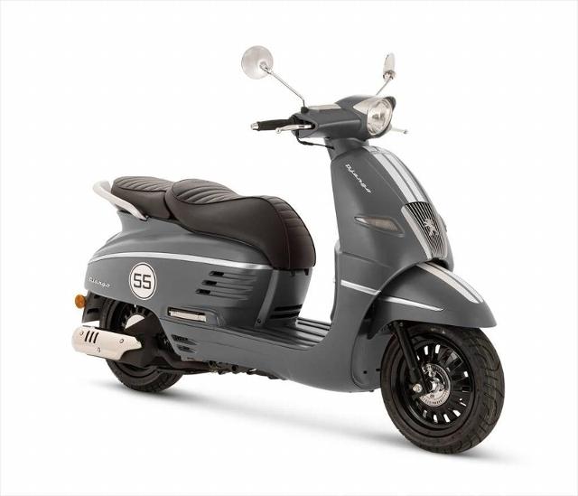 Aquista moto PEUGEOT Django 125 Sport ABS Veicoli nuovi