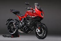 Töff kaufen MV AGUSTA Turismo Veloce 800 ABS Turismo Veloce ROSSO Touring