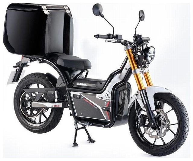 Motorrad kaufen RIEJU Nuuk Cargo Neufahrzeug