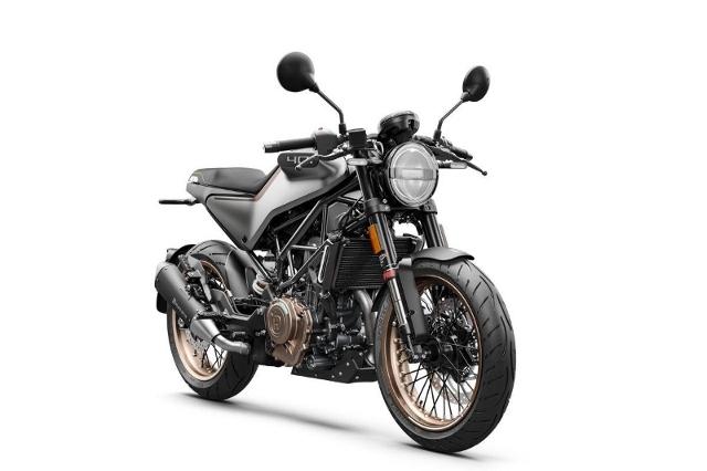 Motorrad kaufen HUSQVARNA Svartpilen 401 Neufahrzeug