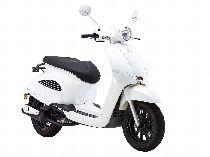Motorrad kaufen Neufahrzeug DAELIM Besbi 125 (roller)