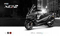 Töff kaufen DAELIM XQ 250 Roller
