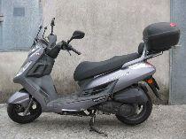 Motorrad kaufen Occasion KYMCO Dink 200i (roller)